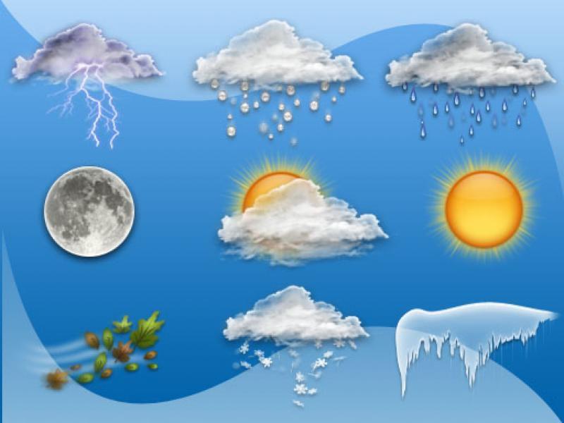 Прогноз погоды на последнюю неделю октября